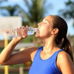 Water helps for better and longer exercising