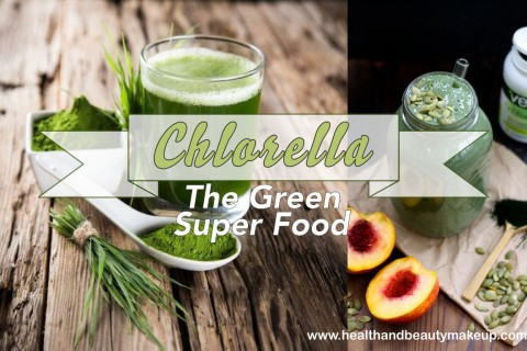 Chlorella the green super food